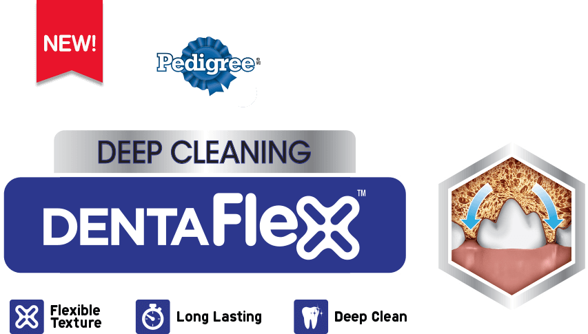 Pedigree Deep Cleaning Dentaflex